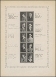 Page 27, 1930 Edition, Robert E Lee High School - Lee Traveler Yearbook (Baytown, TX) online yearbook collection