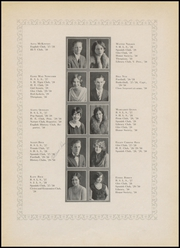 Page 29, 1930 Edition, Robert E Lee High School - Lee Traveler Yearbook (Baytown, TX) online yearbook collection