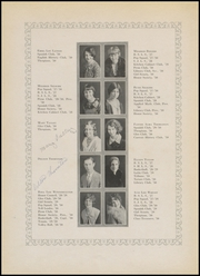 Page 30, 1930 Edition, Robert E Lee High School - Lee Traveler Yearbook (Baytown, TX) online yearbook collection