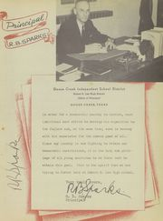 Page 11, 1944 Edition, Robert E Lee High School - Lee Traveler Yearbook (Baytown, TX) online yearbook collection