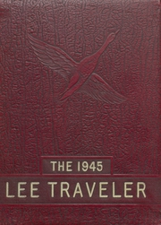 Page 1, 1945 Edition, Robert E Lee High School - Lee Traveler Yearbook (Baytown, TX) online yearbook collection