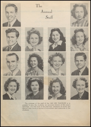 Page 10, 1945 Edition, Robert E Lee High School - Lee Traveler Yearbook (Baytown, TX) online yearbook collection