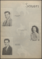 Page 16, 1945 Edition, Robert E Lee High School - Lee Traveler Yearbook (Baytown, TX) online yearbook collection