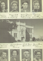 Page 11, 1946 Edition, Robert E Lee High School - Lee Traveler Yearbook (Baytown, TX) online yearbook collection