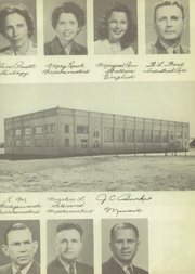 Page 13, 1946 Edition, Robert E Lee High School - Lee Traveler Yearbook (Baytown, TX) online yearbook collection