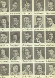 Page 15, 1946 Edition, Robert E Lee High School - Lee Traveler Yearbook (Baytown, TX) online yearbook collection
