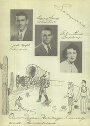 Page 16, 1946 Edition, Robert E Lee High School - Lee Traveler Yearbook (Baytown, TX) online yearbook collection