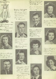 Page 17, 1946 Edition, Robert E Lee High School - Lee Traveler Yearbook (Baytown, TX) online yearbook collection