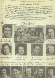 Page 6, 1946 Edition, Robert E Lee High School - Lee Traveler Yearbook (Baytown, TX) online yearbook collection