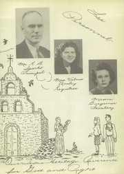 Page 9, 1946 Edition, Robert E Lee High School - Lee Traveler Yearbook (Baytown, TX) online yearbook collection
