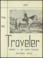 Page 7, 1951 Edition, Robert E Lee High School - Lee Traveler Yearbook (Baytown, TX) online yearbook collection