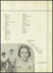 Page 9, 1951 Edition, Robert E Lee High School - Lee Traveler Yearbook (Baytown, TX) online yearbook collection