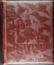 Page 1, 1953 Edition, Robert E Lee High School - Lee Traveler Yearbook (Baytown, TX) online yearbook collection