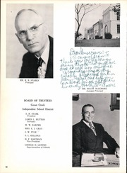 Page 16, 1953 Edition, Robert E Lee High School - Lee Traveler Yearbook (Baytown, TX) online yearbook collection