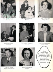 Page 17, 1953 Edition, Robert E Lee High School - Lee Traveler Yearbook (Baytown, TX) online yearbook collection