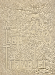 Page 1, 1954 Edition, Robert E Lee High School - Lee Traveler Yearbook (Baytown, TX) online yearbook collection