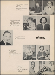 Page 17, 1954 Edition, Robert E Lee High School - Lee Traveler Yearbook (Baytown, TX) online yearbook collection