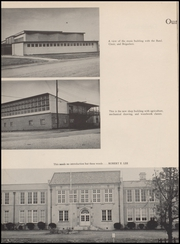 Page 10, 1955 Edition, Robert E Lee High School - Lee Traveler Yearbook (Baytown, TX) online yearbook collection