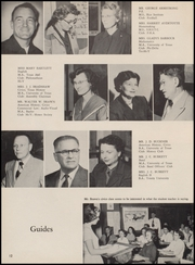 Page 16, 1955 Edition, Robert E Lee High School - Lee Traveler Yearbook (Baytown, TX) online yearbook collection