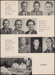 Page 17, 1955 Edition, Robert E Lee High School - Lee Traveler Yearbook (Baytown, TX) online yearbook collection