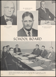 Page 12, 1956 Edition, Robert E Lee High School - Lee Traveler Yearbook (Baytown, TX) online yearbook collection
