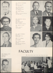 Page 15, 1956 Edition, Robert E Lee High School - Lee Traveler Yearbook (Baytown, TX) online yearbook collection