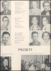 Page 17, 1956 Edition, Robert E Lee High School - Lee Traveler Yearbook (Baytown, TX) online yearbook collection