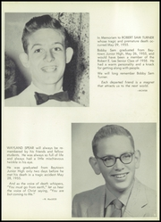Page 11, 1958 Edition, Robert E Lee High School - Lee Traveler Yearbook (Baytown, TX) online yearbook collection