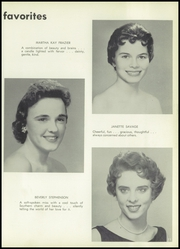 Page 17, 1958 Edition, Robert E Lee High School - Lee Traveler Yearbook (Baytown, TX) online yearbook collection