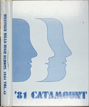 1981 Edition, Western Hills High School - Catamount Yearbook (Fort Worth, TX)