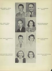 Page 11, 1949 Edition, Eagle Pass High School - El Cenizo Yearbook (Eagle Pass, TX) online yearbook collection