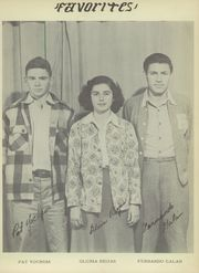 Page 15, 1949 Edition, Eagle Pass High School - El Cenizo Yearbook (Eagle Pass, TX) online yearbook collection