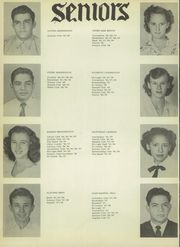 Page 16, 1949 Edition, Eagle Pass High School - El Cenizo Yearbook (Eagle Pass, TX) online yearbook collection