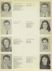 Page 17, 1949 Edition, Eagle Pass High School - El Cenizo Yearbook (Eagle Pass, TX) online yearbook collection