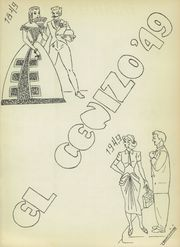 Page 5, 1949 Edition, Eagle Pass High School - El Cenizo Yearbook (Eagle Pass, TX) online yearbook collection