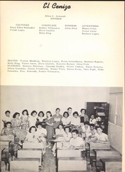 Page 10, 1951 Edition, Eagle Pass High School - El Cenizo Yearbook (Eagle Pass, TX) online yearbook collection