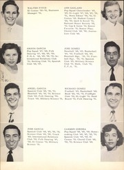 Page 14, 1951 Edition, Eagle Pass High School - El Cenizo Yearbook (Eagle Pass, TX) online yearbook collection