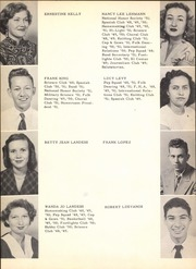 Page 16, 1951 Edition, Eagle Pass High School - El Cenizo Yearbook (Eagle Pass, TX) online yearbook collection