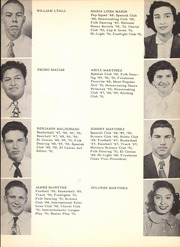Page 17, 1951 Edition, Eagle Pass High School - El Cenizo Yearbook (Eagle Pass, TX) online yearbook collection