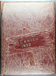 1952 Edition, Eagle Pass High School - El Cenizo Yearbook (Eagle Pass, TX)