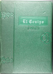1953 Edition, Eagle Pass High School - El Cenizo Yearbook (Eagle Pass, TX)
