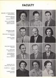 Page 10, 1954 Edition, Eagle Pass High School - El Cenizo Yearbook (Eagle Pass, TX) online yearbook collection