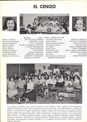 Page 12, 1954 Edition, Eagle Pass High School - El Cenizo Yearbook (Eagle Pass, TX) online yearbook collection