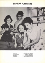Page 14, 1954 Edition, Eagle Pass High School - El Cenizo Yearbook (Eagle Pass, TX) online yearbook collection