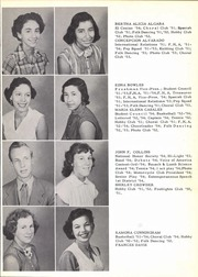 Page 15, 1954 Edition, Eagle Pass High School - El Cenizo Yearbook (Eagle Pass, TX) online yearbook collection