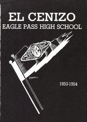 Page 5, 1954 Edition, Eagle Pass High School - El Cenizo Yearbook (Eagle Pass, TX) online yearbook collection