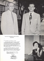 Page 9, 1954 Edition, Eagle Pass High School - El Cenizo Yearbook (Eagle Pass, TX) online yearbook collection