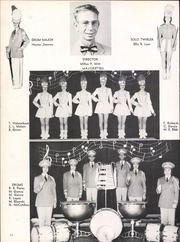 Page 16, 1956 Edition, Eagle Pass High School - El Cenizo Yearbook (Eagle Pass, TX) online yearbook collection