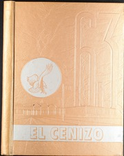 1963 Edition, Eagle Pass High School - El Cenizo Yearbook (Eagle Pass, TX)