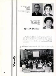 Page 12, 1964 Edition, Eagle Pass High School - El Cenizo Yearbook (Eagle Pass, TX) online yearbook collection